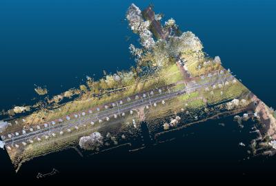 LIDAR Boom management