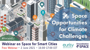 Space for Smart Cities webinar